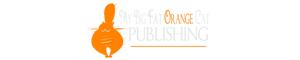 old logo of orange cat on clear background